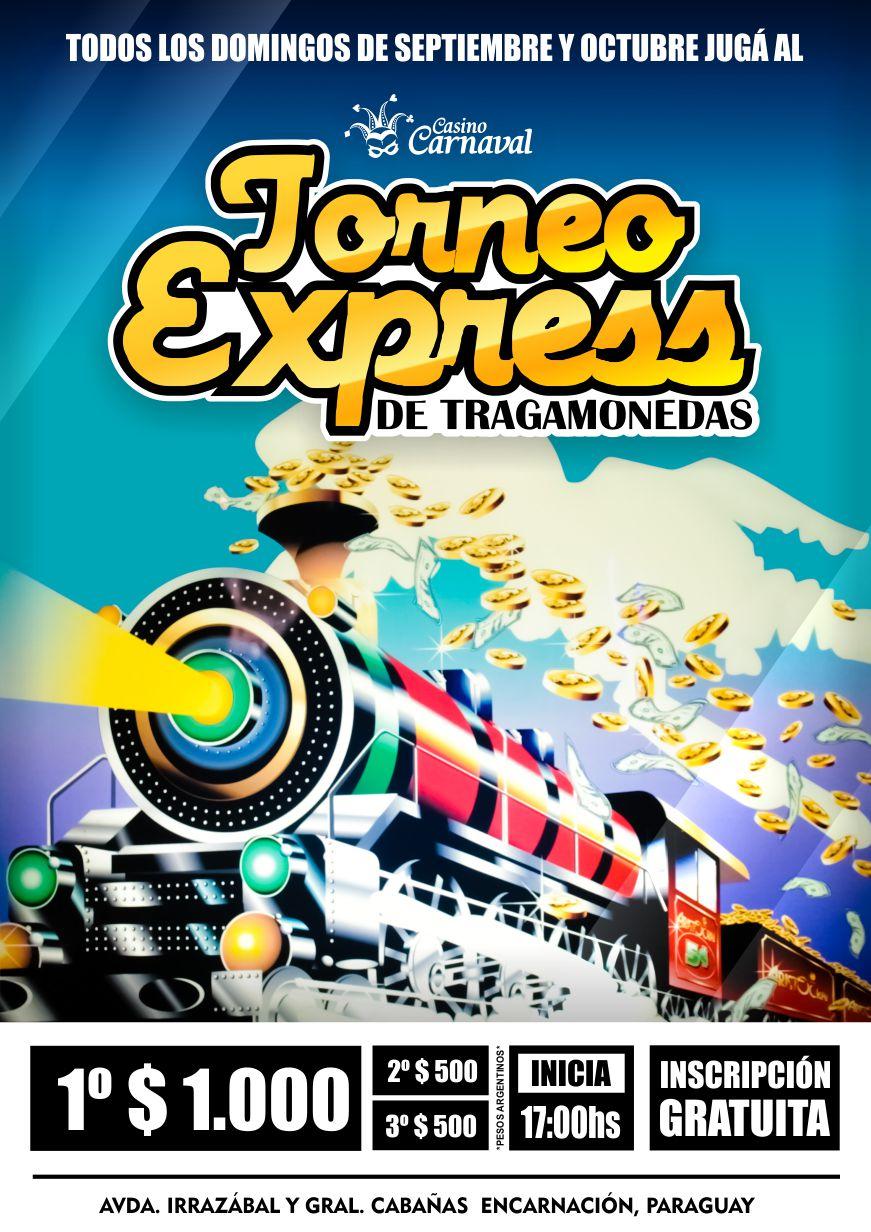 Torneo Express de tragamonedas
