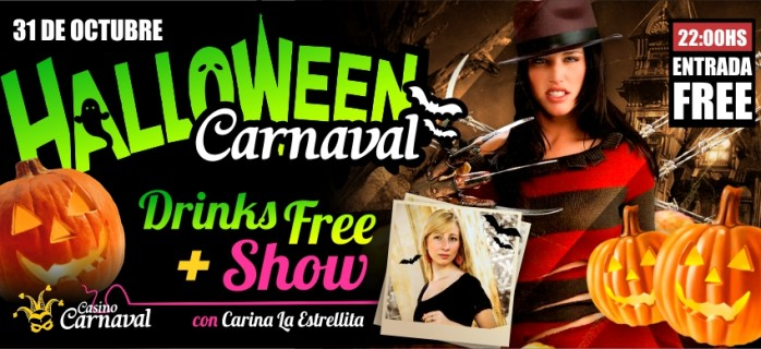 Halloween Carnaval!